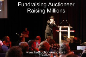 Benefit Fundraising Charity Auctioneer New Jersey