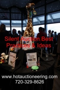 Best Silent Auction Ideas