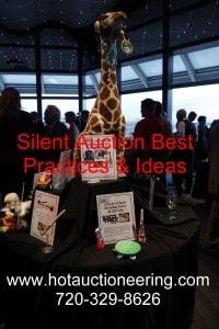 Best Silent Auction Ideas