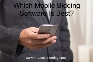 Best Mobile Bidding Software