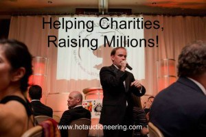 Benefit Fundraising Charity Auctioneer Phoenix Arizona