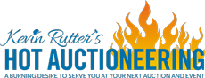 Charity Auctioneer Kevin Rutter – Benefit Auctioneer Logo